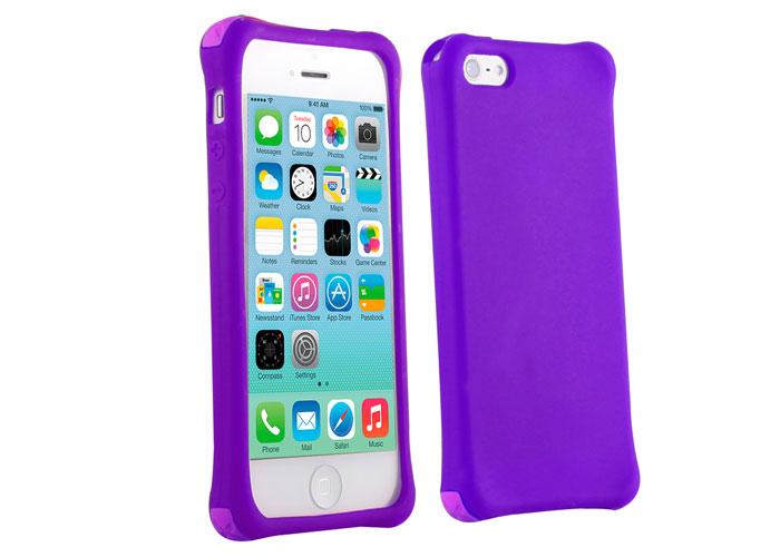 Addison IP-616 Mor iPhone 5G Koruma Kılıfı