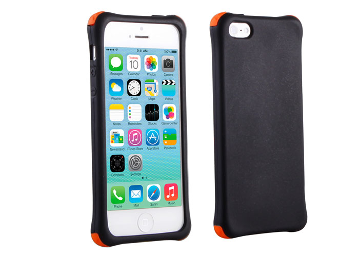 Addison IP-616 Siyah iPhone 5G Koruma Kılıfı