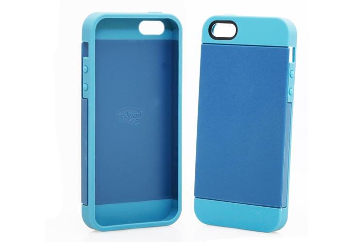 Addison IP-626 Mavi iPhone 5G Koruma Kılıfı