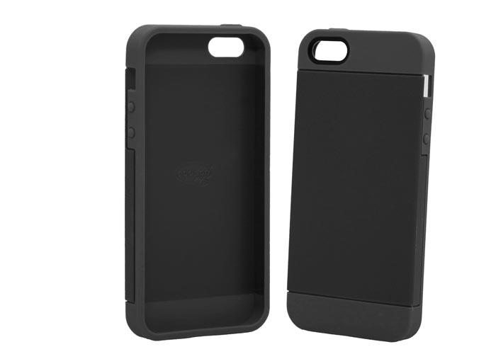 Addison IP-626 Siyah iPhone 5G Koruma Kılıfı