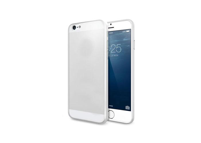 Addison IP-633 Beyaz iPhone 6 4.7 Ultra İnce Koruma Kılıfı