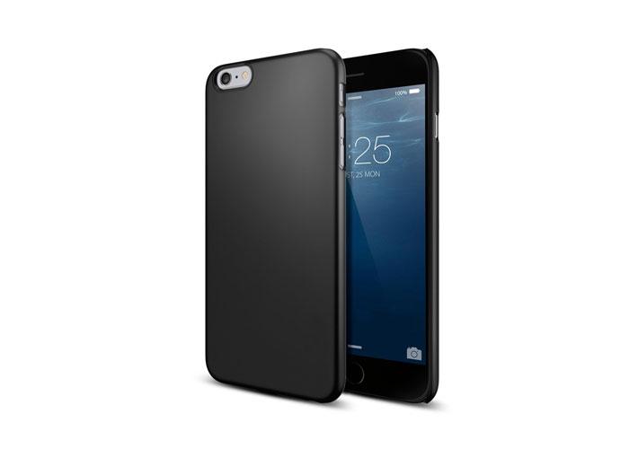 Addison IP-633 Siyah iPhone 6 4.7 Ultra İnce Koruma Kılıfı
