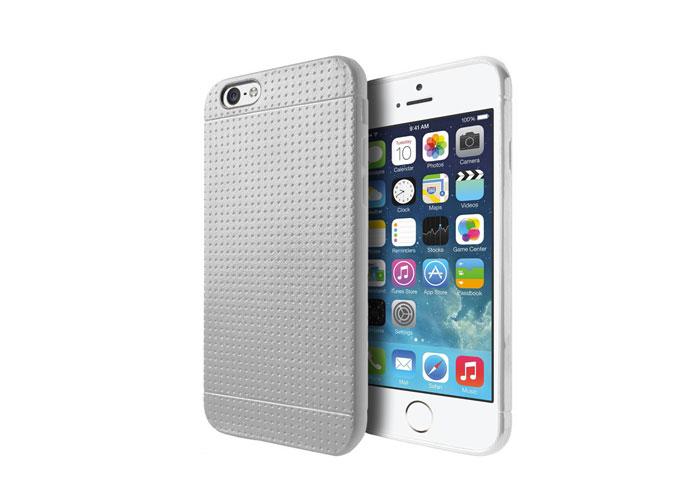 Addison IP-634 Beyaz iPhone 6 Plus 5.5 Silikon Koruma Kılıfı