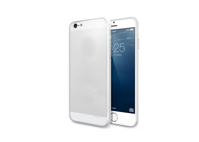 Addison IP-635 Beyaz iPhone 6 Plus 5.5 Ultra İnce Koruma Kılıfı