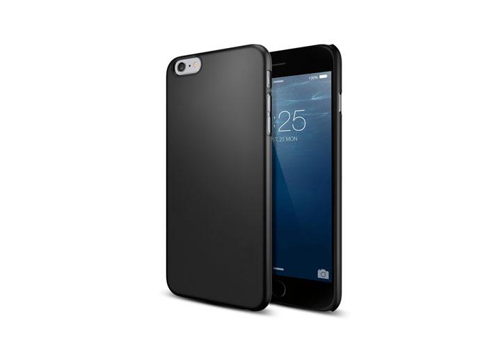Addison IP-635 Siyah iPhone 6 Plus 5.5 Ultra İnce Koruma Kılıfı