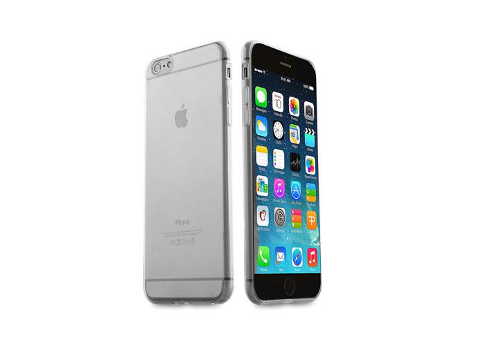 Addison IP-656 Siyah iPhone 6 4.7 Şeffaf Koruma Kılıfı