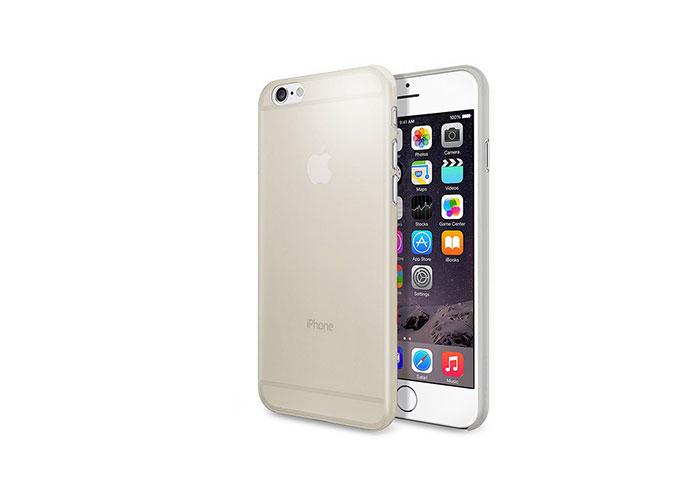 Addison IP-658S Gri iPhone 6S Ultra İnce Koruma Kılıfı