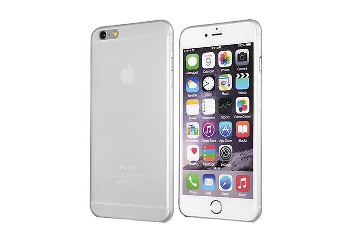 Addison IP-659S Kristal iPhone 6S Plus Ultra İnce Koruma Kılıfı