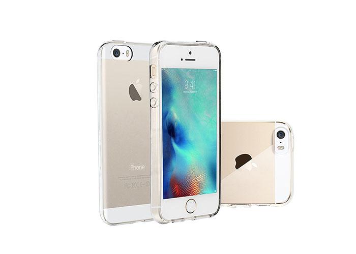 Addison IP-660S Kristal iPhone 5S Ultra İnce Koruma Kılıfı