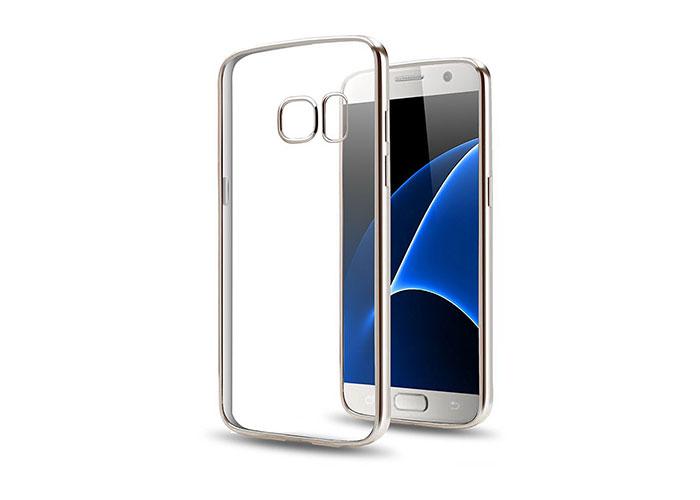 Addison IP-661S Kristal Samsung S7 Ultra İnce Koruma Kılıfı