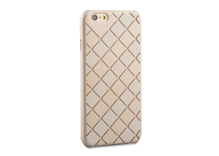Addison IP-661 Gold iPhone 6 4.7 Desenli Koruma Kılıfı