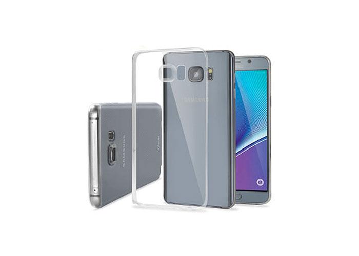 Addison IP-663S Kristal Samsung Note 5 Ultra İnce Koruma Kılıfı