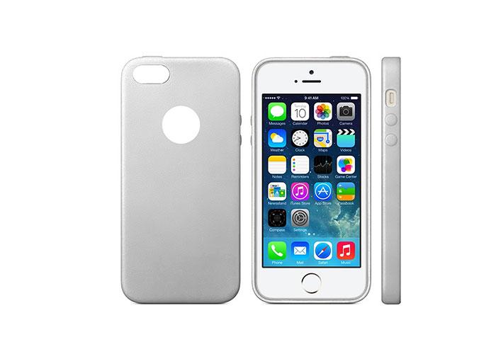 Addison IP-664S MatBeyaz iPhone 5SE Koruma Kılıfı