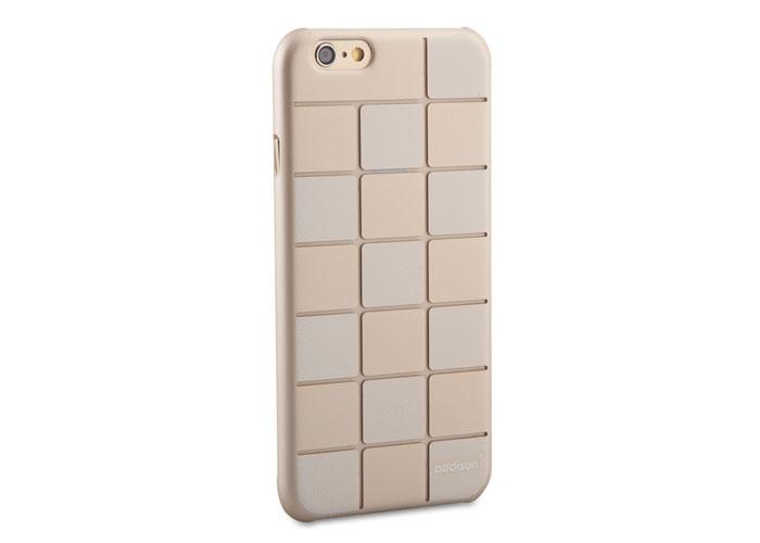 Addison IP-664 Gold iPhone 6 4.7 Desenli Koruma Kılıfı