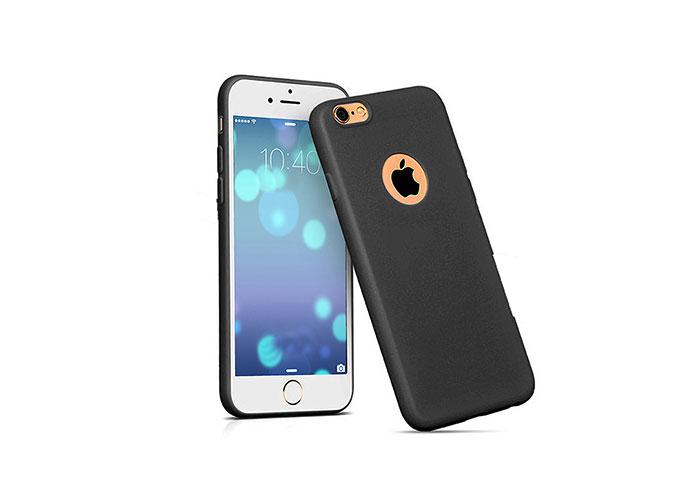 Addison IP-665S MatSiyah iPhone 6S Koruma Kılıfı