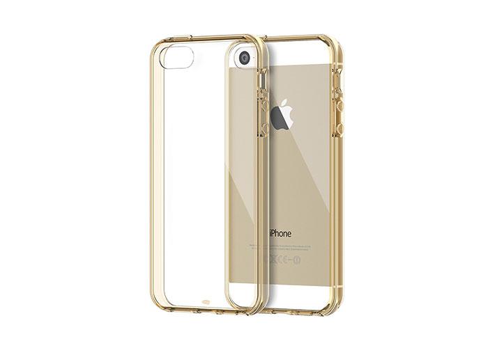 Addison IP-668S Gold iPhone 5S Yumuşak Koruma Kılıfı