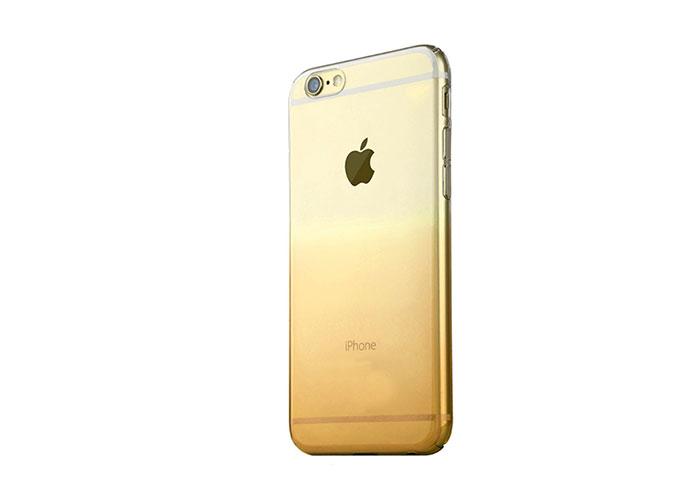 Addison IP-671S Gold iPhone 6S Renkli Koruma Kılıfı