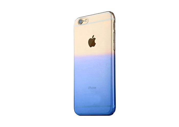 Addison IP-671S Mavi iPhone 6S Renkli Koruma Kılıfı