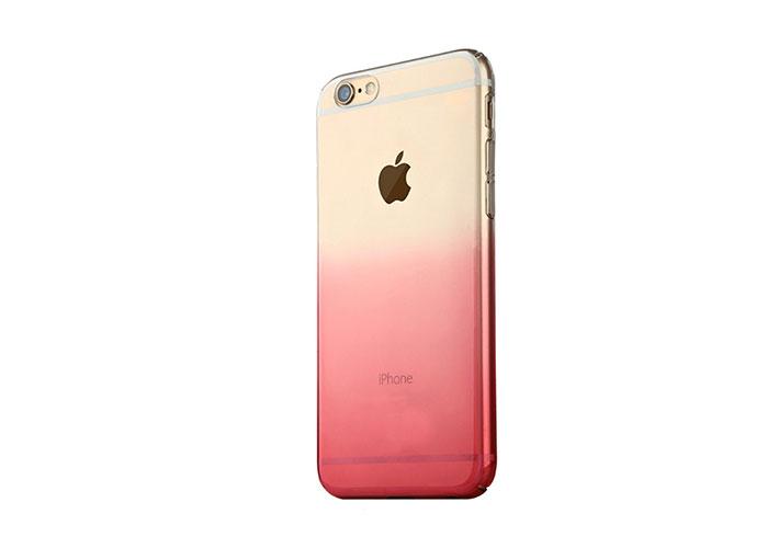 Addison IP-671S Pembe iPhone 6S Renkli Koruma Kılıfı