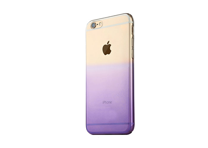Addison IP-672S Gri iPhone 6S Plus Renkli Koruma Kılıfı