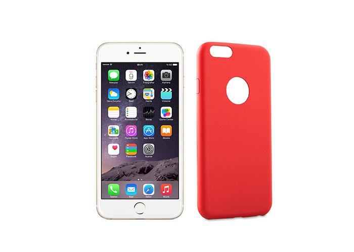 Addison IP-675 Kırmızı iPhone 6 4.7 Koruma Kılıfı