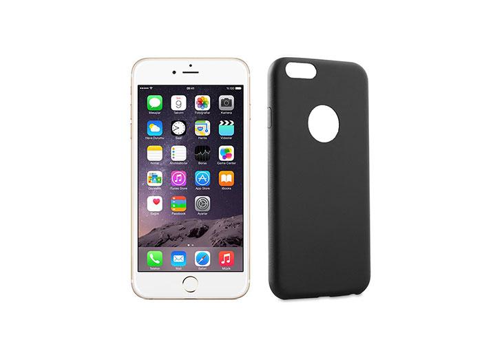 Addison IP-675 Siyah iPhone 6 4.7 Koruma Kılıfı