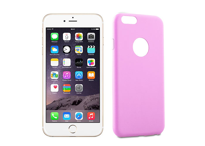 Addison IP-676 Pembe iPhone 6 Plus 5.5 Koruma Kılıfı