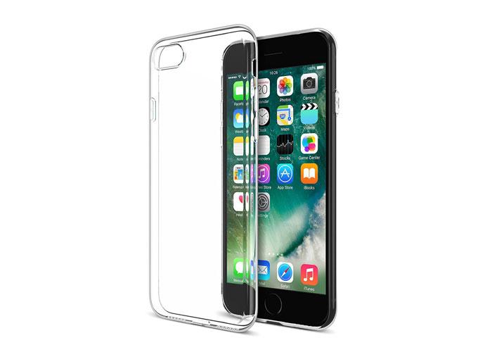 Addison IP-677 iPhone 7 Kristal Seri Ultra İnce Koruma Kılıfı