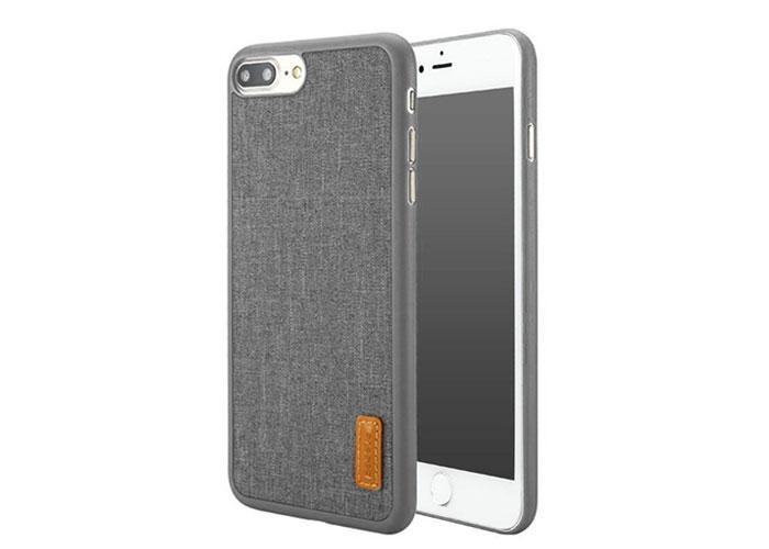 Addison IP-700 Gümüş iPhone7 Plus Stil Serisi Koruma Kılıfı