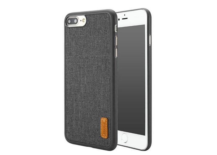 Addison IP-700 Siyah iPhone7 Plus Stil Serisi Koruma Kılıfı