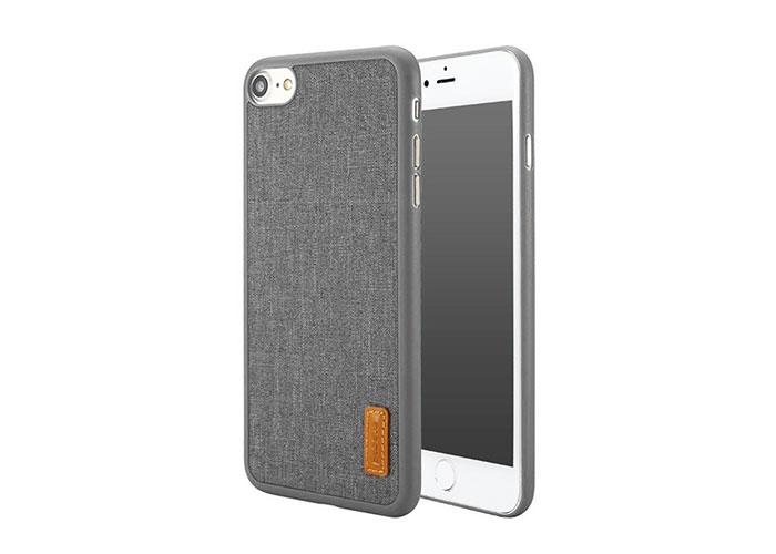 Addison IP-700 Gümüş iPhone7 Stil Serisi Koruma Kılıfı