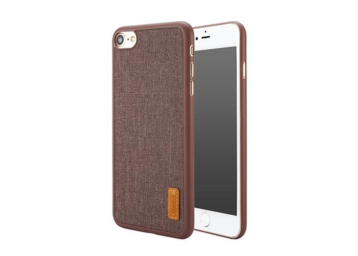 Addison IP-700 Kahve iPhone7 Stil Serisi Koruma Kılıfı