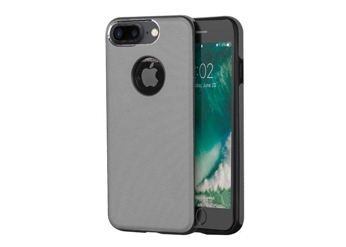 Addison IP-701 Gri iPhone7 Plus Damla Serisi Manyetik Koruma Kılıfı