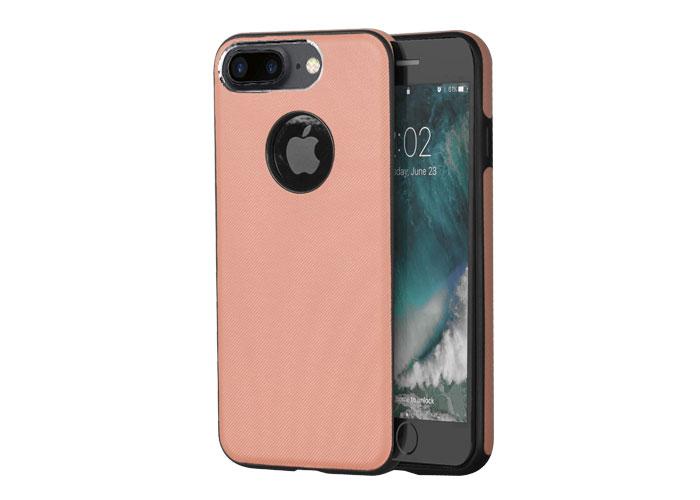 Addison IP-701 Rose Gold iPhone7 Plus Damla Serisi Manyetik Koruma Kılıfı