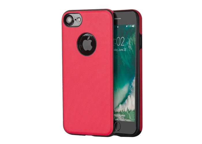 Addison IP-701 Kırmızı iPhone7 Damla Serisi Manyetik Koruma Kılıfı