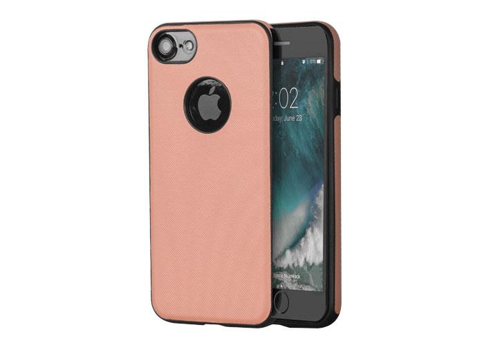 Addison IP-701 Rose Gold iPhone7 Damla Serisi Manyetik Koruma Kılıfı