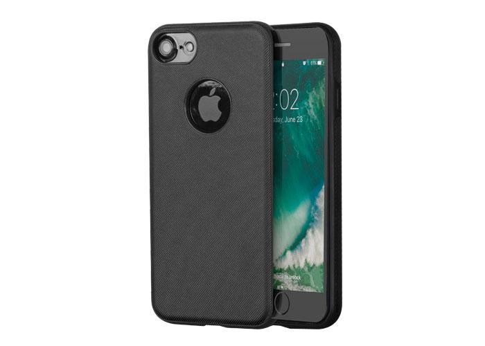 Addison IP-701 Siyah iPhone7 Damla Serisi Manyetik Koruma Kılıfı