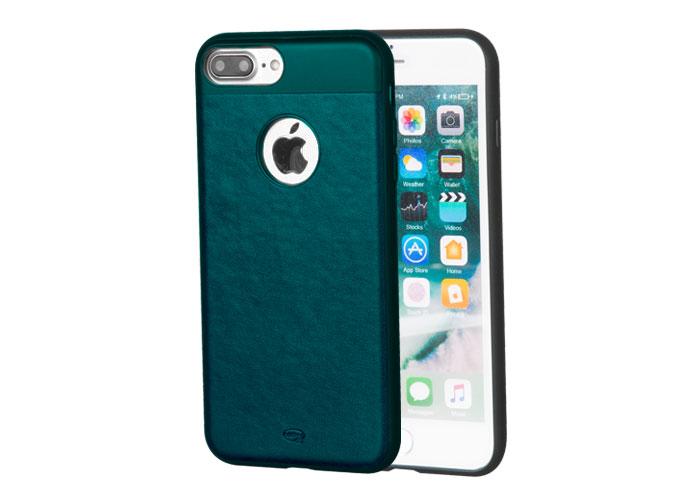 Addison IP-702 Deniz Mavisi iPhone7 Plus Zerafet Serisi Manyetik Deri Koruma Kılıfı