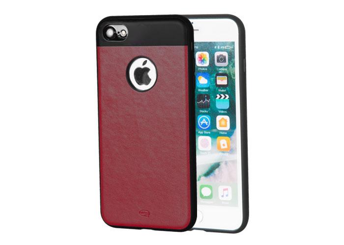 Addison IP-702 Kahverengi iPhone7 Zerafet Serisi Manyetik Deri Koruma Kılıfı
