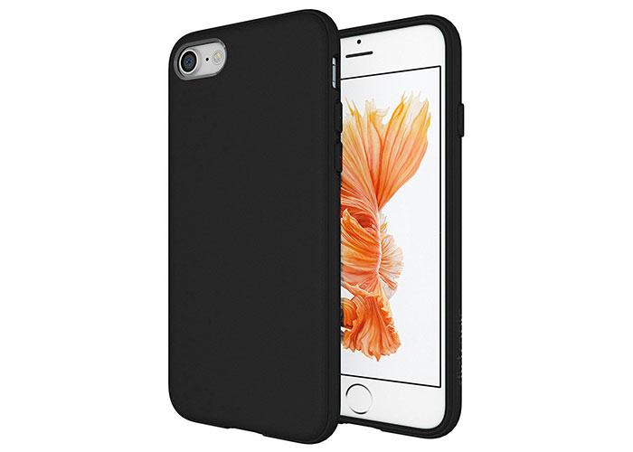 Addison IP-705 Siyah iPhone7 Parlak-Mat Seri Koruma Kılıfı