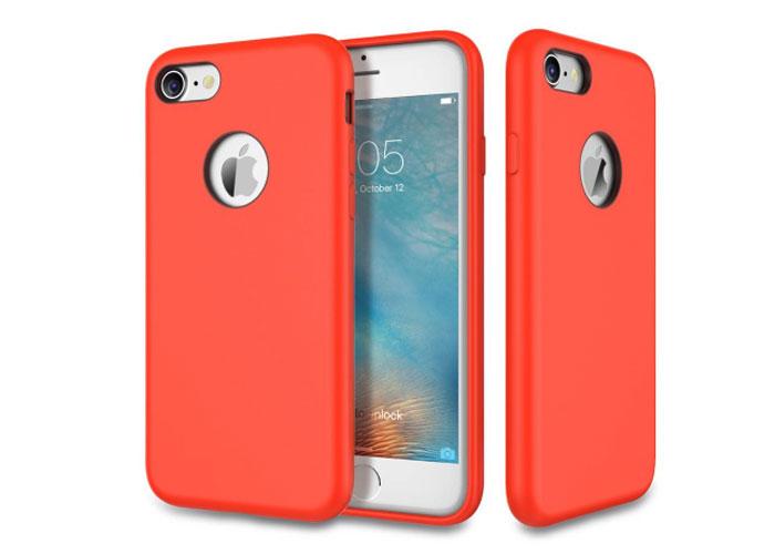 Addison IP-706 Kırmızı iPhone7 Özgün Seri Manyetik Koruma Kılıfı