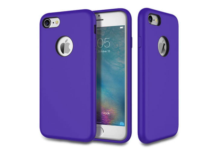 Addison IP-706 Blue iPhone7 Original Series Magnetic Protection Cover