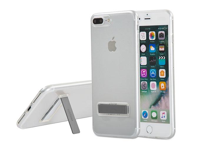 Addison IP-714P Kristal Seri Siyah iPhone7 Plus Stnd Ultra İnce Koruma Kılıfı