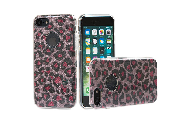 Addison IP-717 Shine Leopard Series iPhone7 Protection Case