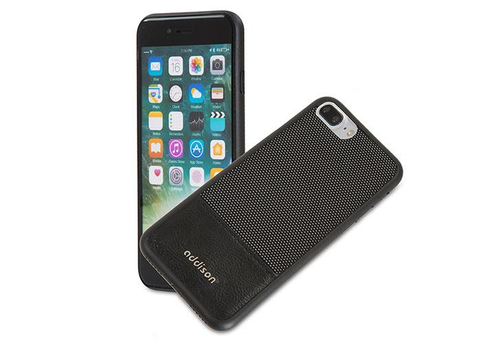 Addison IP-718P Siyah iPhone7 Plus Stil Manyetik Koruma Kılıfı