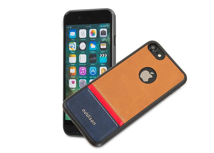 Addison IP-719 Siyah iPhone7 Stil Serisi Koruma Kılıfı