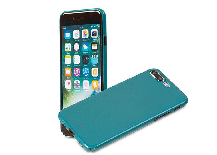 Addison IP-721P Metalik Yeşi iPhone7 Plus Nano Serisi Koruma Kılıfı