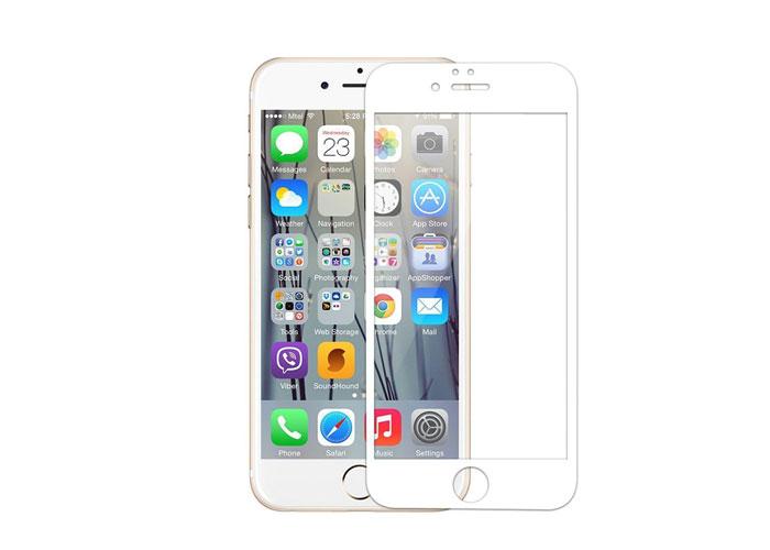 Addison IP-752 Tempered Glass 0.3mm Beyaz iPhone 6 Plus 5.5 Cam Ekran Koruyucu