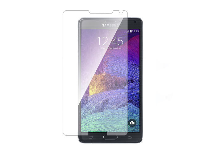 Addison IP-770 Tempered Glass Cam Ekran Koruyucu Samsung Galaxy Note 4