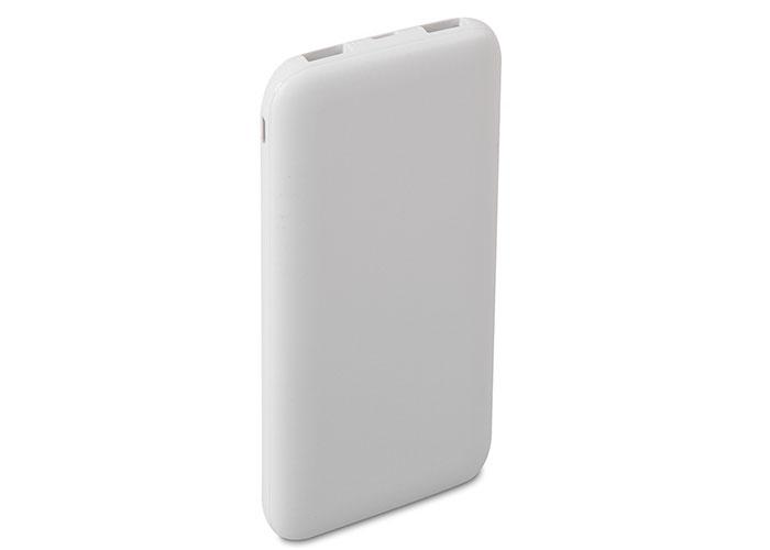 S-link IP-867 10000mAh Powerbank White Charging Powerbank  / Power Pack